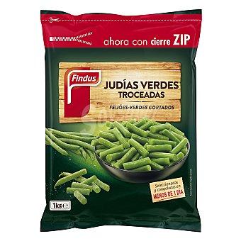 Findus Judías verdes troceadas 1 kg
