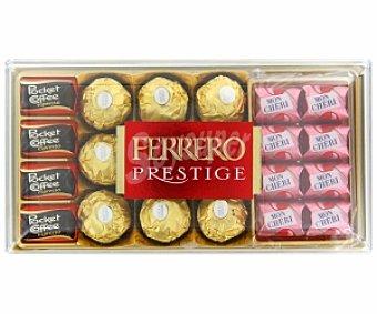 Ferrero Bombones surtidos (9 Ferrero Rocher, 8 Mon Cheri, 4 Pocket Coffee) 246 gramos