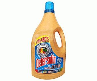 Detersolin Detergente Líquido Ultra Action Automáticas 57 Dosis