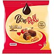 Bon Roll toffee clásico con chocolate Bolsa 150 g Uniconf