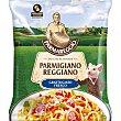 Queso rallado parmesano de italia estuche 60 g estuche 60 g Parmareggio