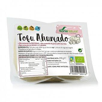 Soria Natural Tofu Ahumado ecológico sin gluten 250 G 250 g