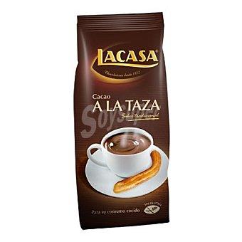 Lacasa Cacao a la taza en polvo sin gluten 400 g