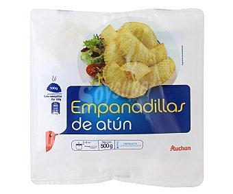 Auchan Empanadillas rellenas de atún con tomate 500 gr