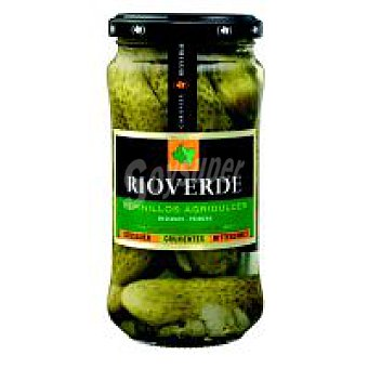 Rioverde Pepinillos agridulce Frasco 180 g