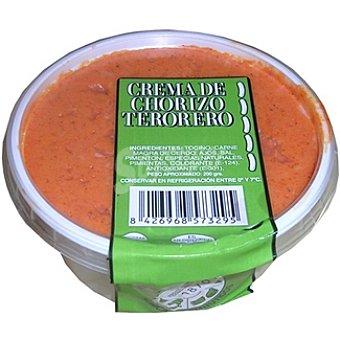 Terorero crema de chorizo Tarrina 200 g