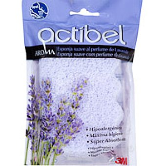 Actibel Esponja con aroma Pack 1 unid