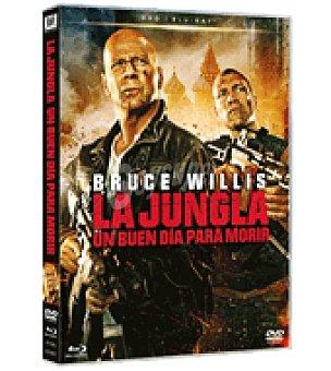 Cristal La jungla de 5 dvd+br