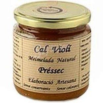 Cal Violí Mermelada de préssec Frasco 400 g