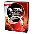Café soluble descafeinado en sobres classic 14 ud 14 ud Nescafé