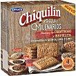Galleta de cereales milenarios con centeno, espelta, quinoa, chía y lino 8 bolsitas individuales paquete 260 g Chiquilín Artiach