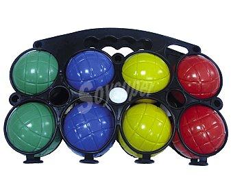 Euraspa Juego de petanca con 8 bolas, EURASPA.