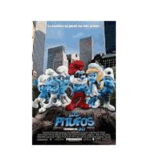 Los pitufos Dvd