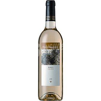 Torrelongares Vino blanco macabeo joven D.O. Cariñena Botella 75 cl