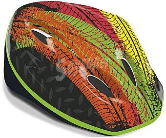 Deportes Casco infantil para ciclismo con diseño Serpiente deportes,