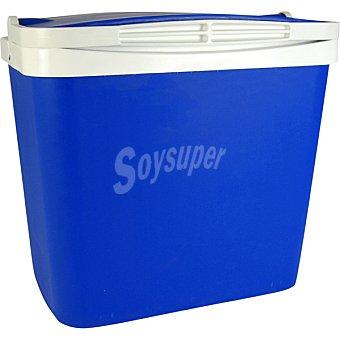 CAMPOS Nevera Rígida de plástico en color azul 24 litros