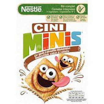Nestlé Cereal cini minis Caja 375 g