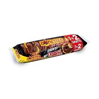 Donettes Hot Challenge 7 unidades Estuche 171 g