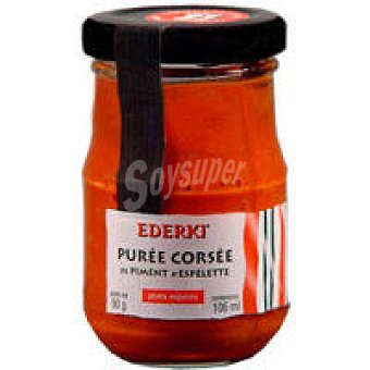 Puré picante de pimiento de Espelette ederki