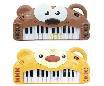 BABY Teclado Musical con forma de Osito 1 Unidad