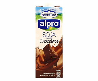 Central Lechera Asturiana Alpro Batido Soja Chocolate 1L