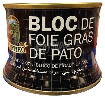 Martiko Foie fresco de pato entero Tarro 200 g