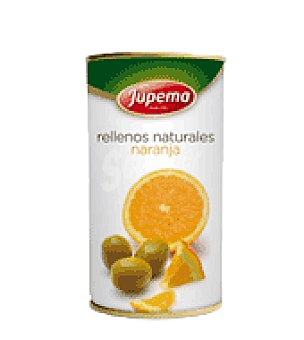 Jupema Aceituna rellena naranja 150 g