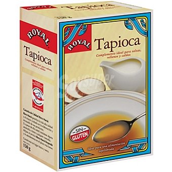 Royal Granulado de tapioca para espesante Paquete 250 g