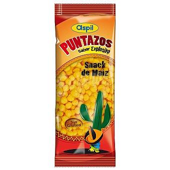 Aspil Snack maiz puntazos bolsa 48G Bolsa 48G
