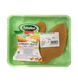 Amadori Fil.pollo empanado 220 GRS