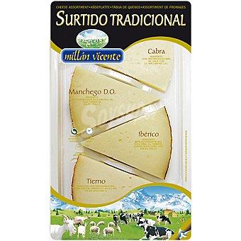 Millan Vicente Tabla de quesos de Aragón Envase 200 g
