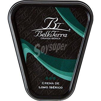 BELLOTERRA Crema de lomo ibérico Envase de 180 g