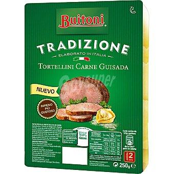 Buitoni Tortellini fresco relleno de carne guisada Tradizione Bandeja 250 g