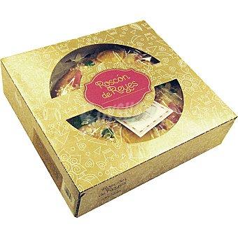 El Corte Inglés Roscón de reyes con relleno a los 3 chocolates  Pieza 800 g