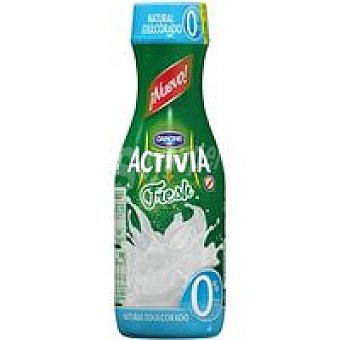 Danone Activia Drink natural edulcorado Botella 550 ml