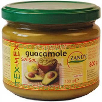 Zanuy Salsa de guacamole Tarro 300 g