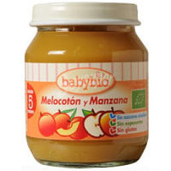 BabyBio Potito de melocotón 130 g