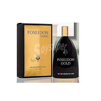 Poseidon Colonia gold for men Frasco 150 ml