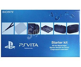 ARDISTEL Pack Starter con 6 accesorios para Ps Vita 1 Unidad