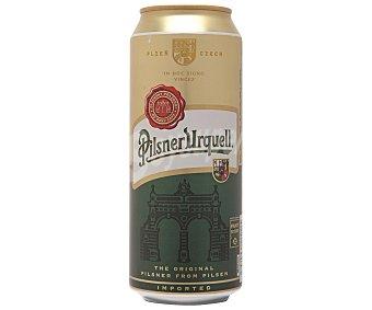 URQUELL Pilsner Cerveza Lata 50 cl