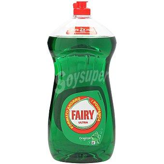 Fairy Lavavajillas ultra para lavado a mano Bote1.41 l