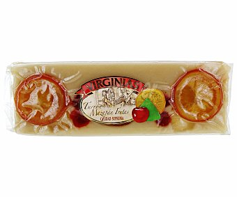VIRGINIAS Turrón de mazapán de frutas de calidad suprema bolsa de 500 gramos