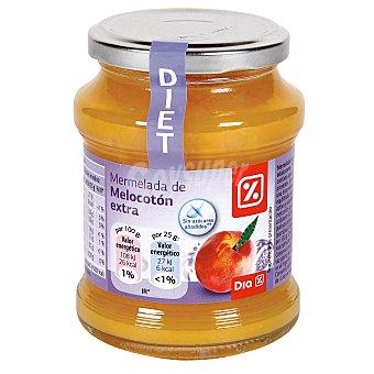 DIA Mermelada extra melocotón diet frasco 330 gr Frasco 330 gr