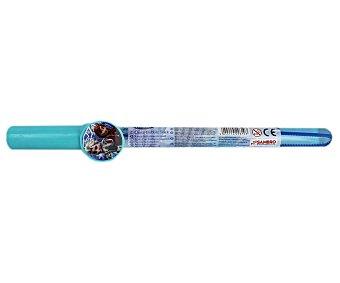Disney Tubo gigante para hacer pompas, 40 centímetros de largo, Frozen 1 unidad