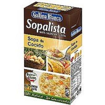 Gallina Blanca Sopa de cocido Brik 525 ml