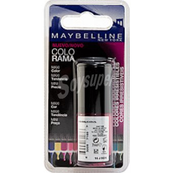 Maybelline New York Laca de uñas Colorama 006 Pack 1 unid