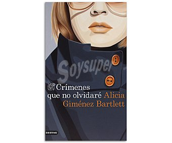 Novela negra Crímenes que no olvidaré