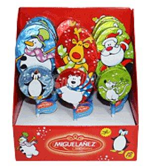 Miguelañez Piruleta chocolate navidad 40 g