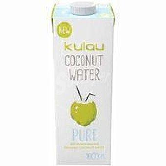 Kulau Agua De Coco Natural 1 l
