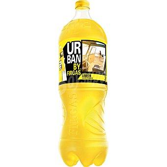 Firgas urban Refresco de limón con gas botella 1,5 l 1,5 l